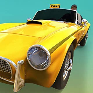Euro Taxi Driver Simulator Game 2018: Transport Tourist In City Rush Frenzy Car Parking Adventure Simulation 3D