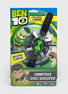 Ben 10 Alien Disc Shooter Toy