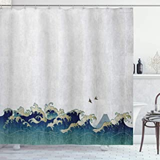 artwork shower curtains