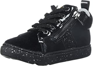 Kids Girl's Zoe Glitter High Top Sneaker