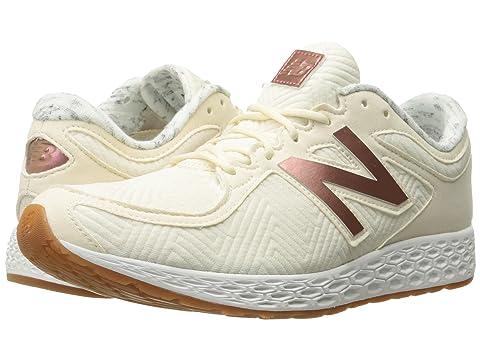 New Balance Classics WLZANTv2 Womens Angora/Nimbus Cloud W806930HO Shoes