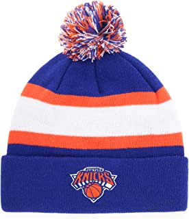 d4006d67a46 OTS NBA Youth Rush Down Cuff Knit Hat with Pom