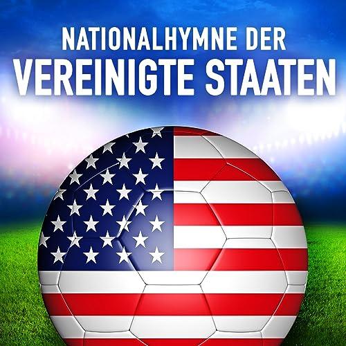 Vereinigte Staaten The Star Spangled Banner Us Amerikanische