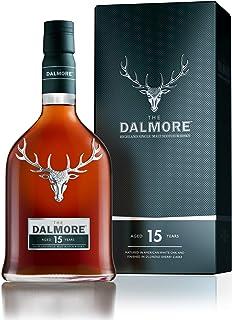 The Dalmore 15 Jahre Single Malt Scotch Whisky mit Geschenkverpackung 1 x 0,7l