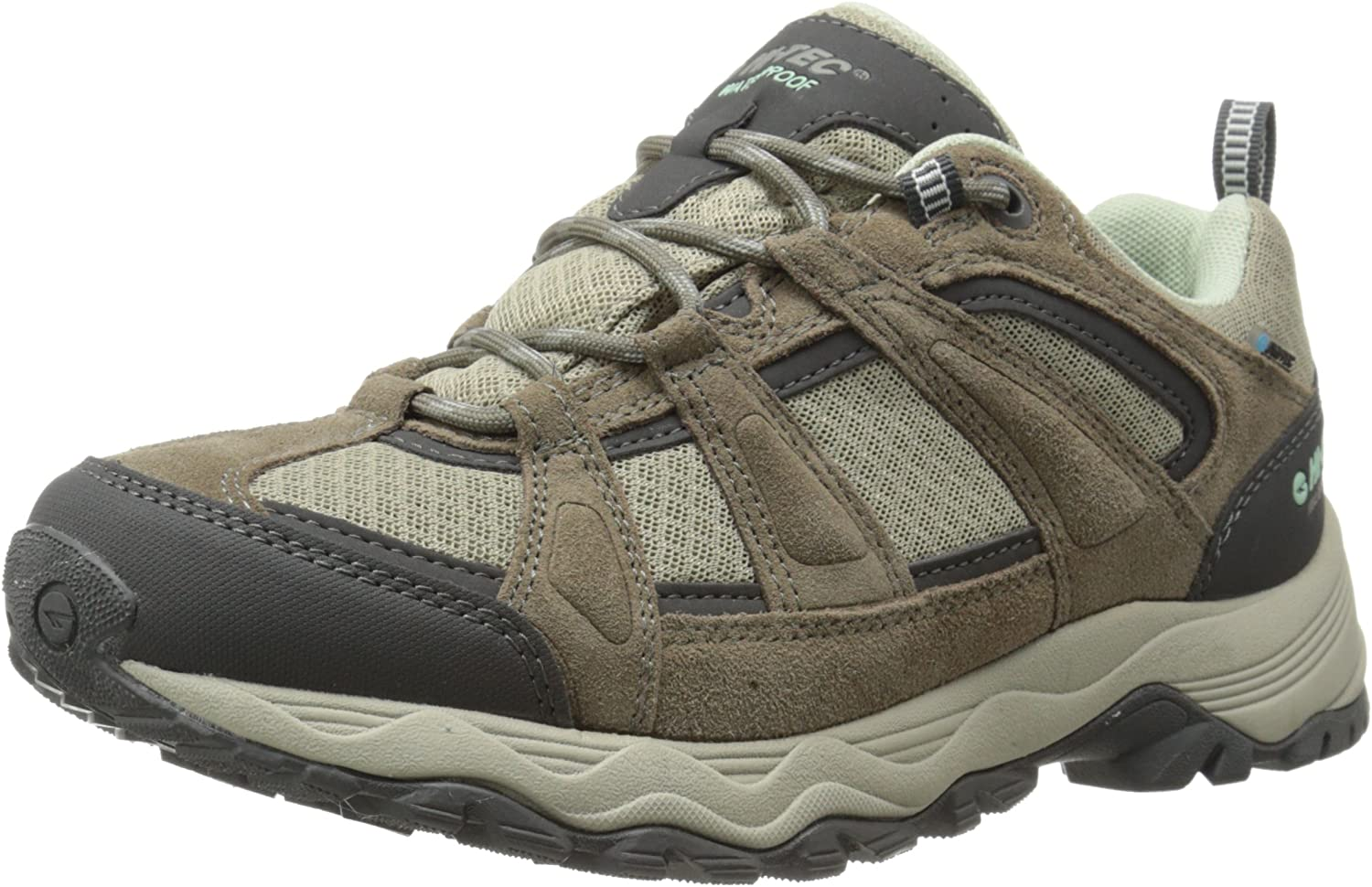 Hi-Tec Women's Perpetua Low Waterproof Hiking shoes
