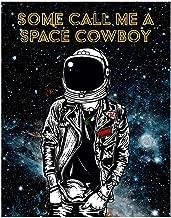 space cowboy art