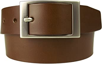 Premium Quality Leather Belt - Made in UK - 1 3/8