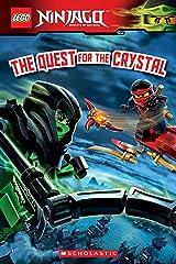 The Quest for the Crystal (LEGO Ninjago: Reader #14) (LEGO Ninjago Reader) Kindle Edition