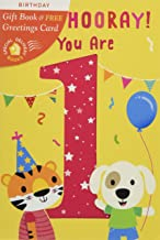 Hip, Hip, Hooray You Are 1!