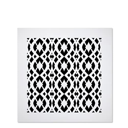 Decorative Air Return Vent Cover: Amazon com