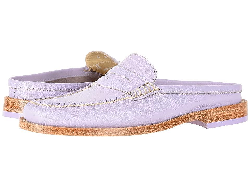 G.H. Bass & Co. Wynn Weejuns (Lilac Leather) Women