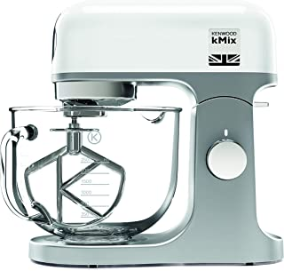 Kenwood KMX754WH Stand Mixer, 1000 W, White