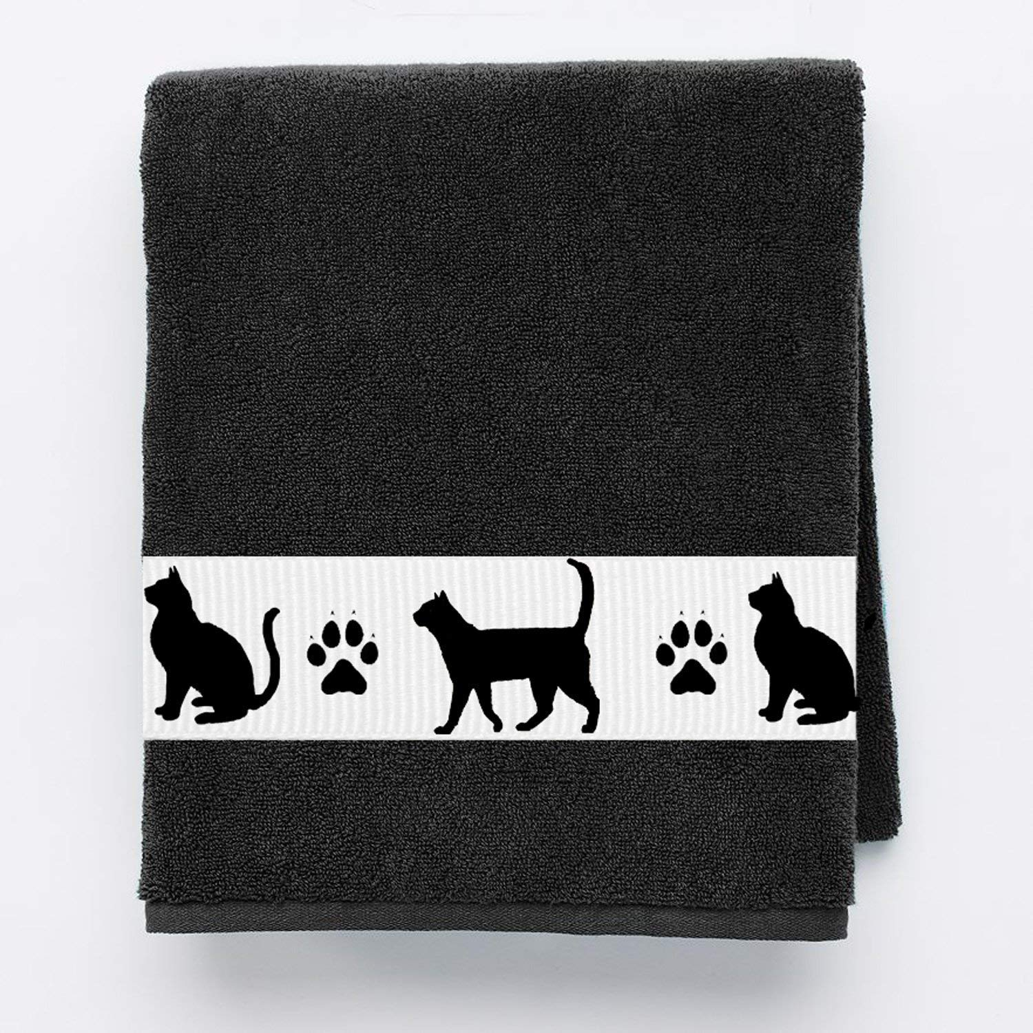 Cat Kitty price Towel - Heavy Cotton Your In o Bath Charlotte Mall Choice