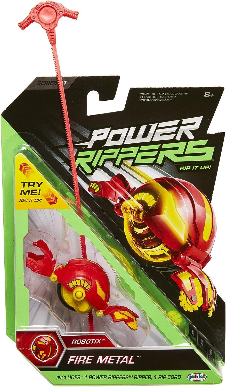 Power Rippers Organix Fire Metal