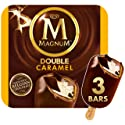 Magnum Ice Cream Bars, Double Caramel, 3 ct