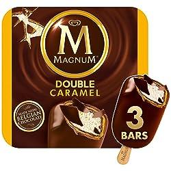 Magnum Ice Cream Bars, Double Caramel, 3 ct