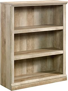 orion 3 shelf oak bookcase