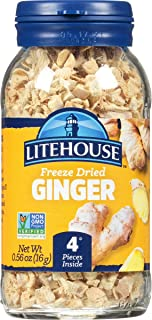 Litehouse Freeze Dried Ginger, 0.56 Ounce