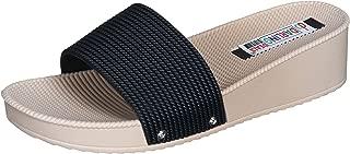 DD DARLING DEALS Women Fashion Slippers and Flip Flops Heel Colors
