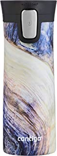 Contigo Stainless Steel Coffee Couture AUTOSEAL Vacuum-Insulated Travel Mug, 14 oz, Twilight Shell