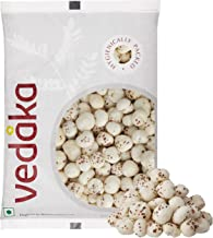 Amazon Brand - Vedaka Fox Nuts (Phool Makhana), 100 g