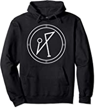 Archangel Michael Sigil PROTECTION COURAGE Pullover Hoodie