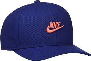 نايك قبعة البيسبول والسناباك للجنسين , قياس واحد , ازرق