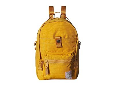 LOLA Utopian Small Backpack (Ochre) Backpack Bags