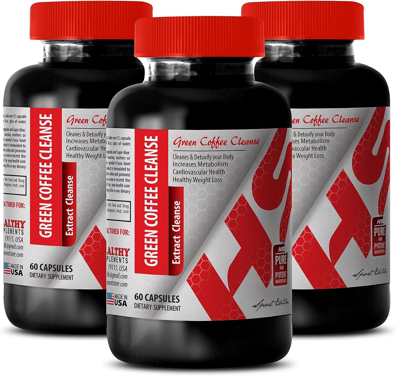 Max 73% OFF Ultra-Cheap Deals Green Coffee Bean Vitamins - 800 MG Complex Cleanse