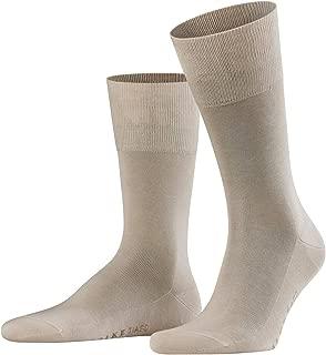 Falke Mens Nature Tiago Midcalf Socks - Cream
