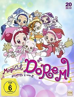 Magical Doremi - Gesamtedition Staffel 1+2: Episode 01-100 [Alemania] [DVD]