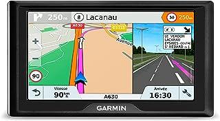 Garmin Drive 61 Full EU LMT-S - Navegador GPS con mapas de por Vida y tráfico vía móvil (Pantalla de 6 pulgadas, Mapa Europa Completo) (Reacondicionado)