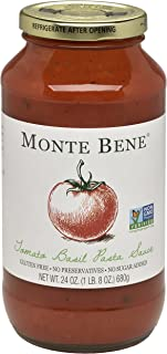 is del monte spaghetti sauce gluten free