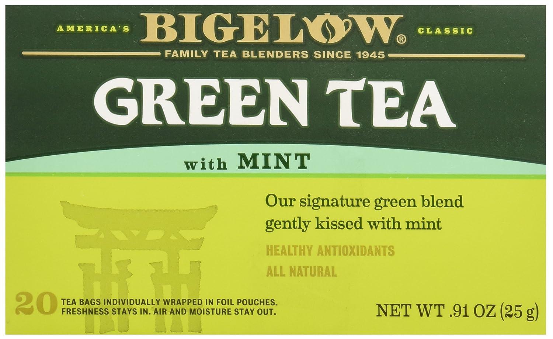 Bigelow Popular brand Tea Green with Austin Mall 20 Mint ct