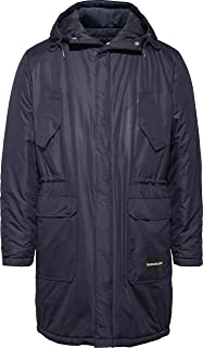 Calvin Klein Men's Light Weight Padded Parka Jacket
