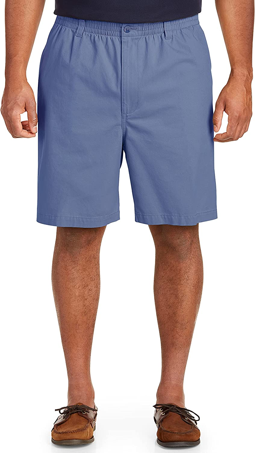 Harbor Bay by DXL Big Elastic-Waist online shopping Brand Cheap Sale Venue and Tall Shorts