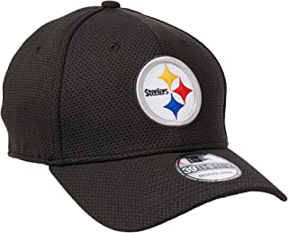 New Era 39Thirty Hat Pittsburgh Steelers 2016 NFL Sideline On Field Black Cap [Apparel]