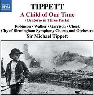 A Child of our Time: Part 2: The boy sings in his prison - My dreams are all shattered in a ghastly reality (Tenor)