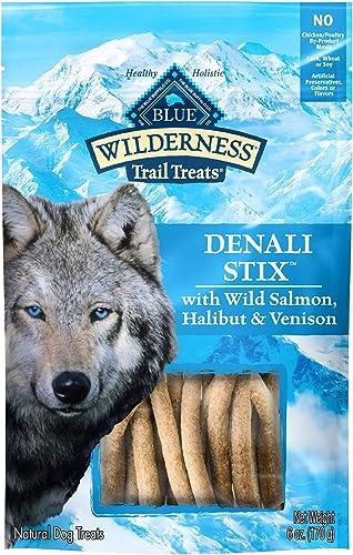 high quality Blue Buffalo Wilderness Stix Grain Free Soft-Moist discount Dog new arrival Treats online sale