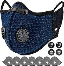 Mondbescherming, masker, beschermend masker, multifunctionele doek, mond- en neusbescherming, wasbaar, stofmasker, herbrui...
