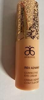 Arbonne RE9 Advanced Corrective Eye Creme Cream .5 Fluid Ounce/15 Millileter