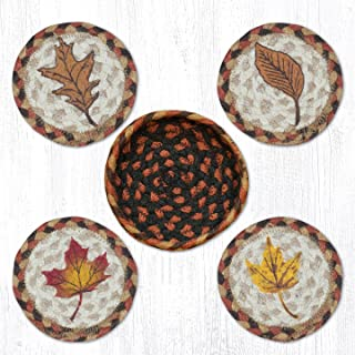 Earth Rugs 29-CB222FHL Coaster Set, 5