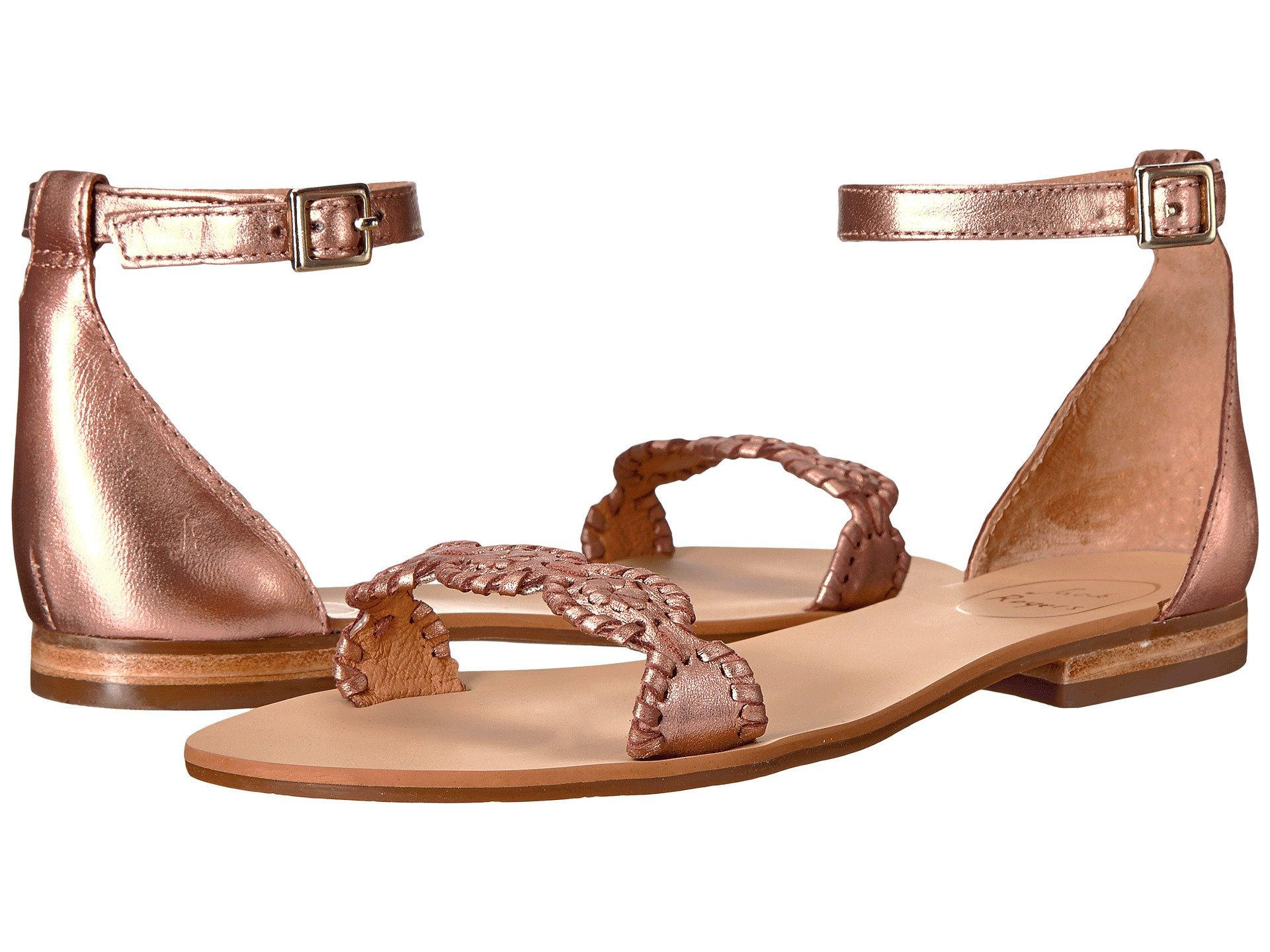29982a6dad43d Jack Rogers Daphne In Rose Gold