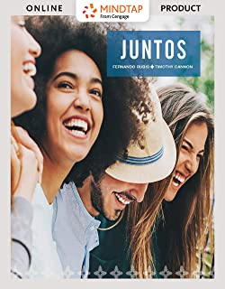 MindTap Spanish, 4 terms (24 months) Printed Access Card for Rubio/Cannon's Juntos, Student Edition