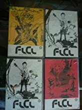 Flcl: Fooly Cooly Complete Vol 0,1,2,3 End All in 4 Dvds in English Audio- Sold As Is- Fx Manufactory