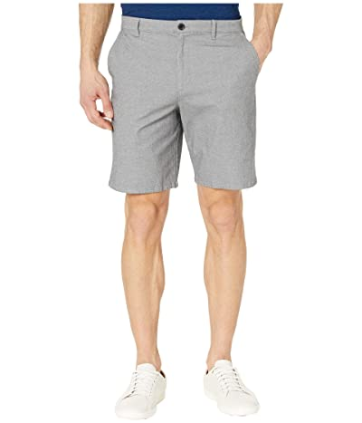 Calvin Klein Dobby Cotton Flex Stretch Shorts (Black Combo) Men