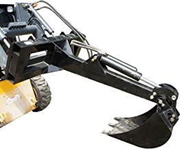 Skid Steer Backhoe Fronthoe 12