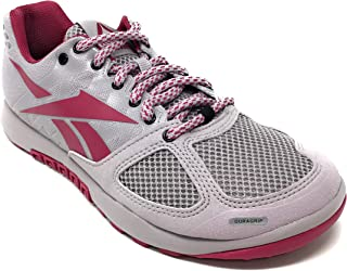 Reebok Women's Crossfit Nano 2.0 Training Shoe,  Lavender Luck/Twisted Berry,  7 M US