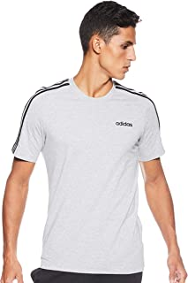 adidas Men's Essentials 3 Stripes T-Shirt