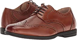 Florsheim Kids Reveal Wingtip Jr. (Toddler/Little Kid/Big Kid)